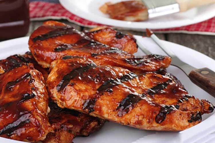 Air Fryer Chicken Breasts