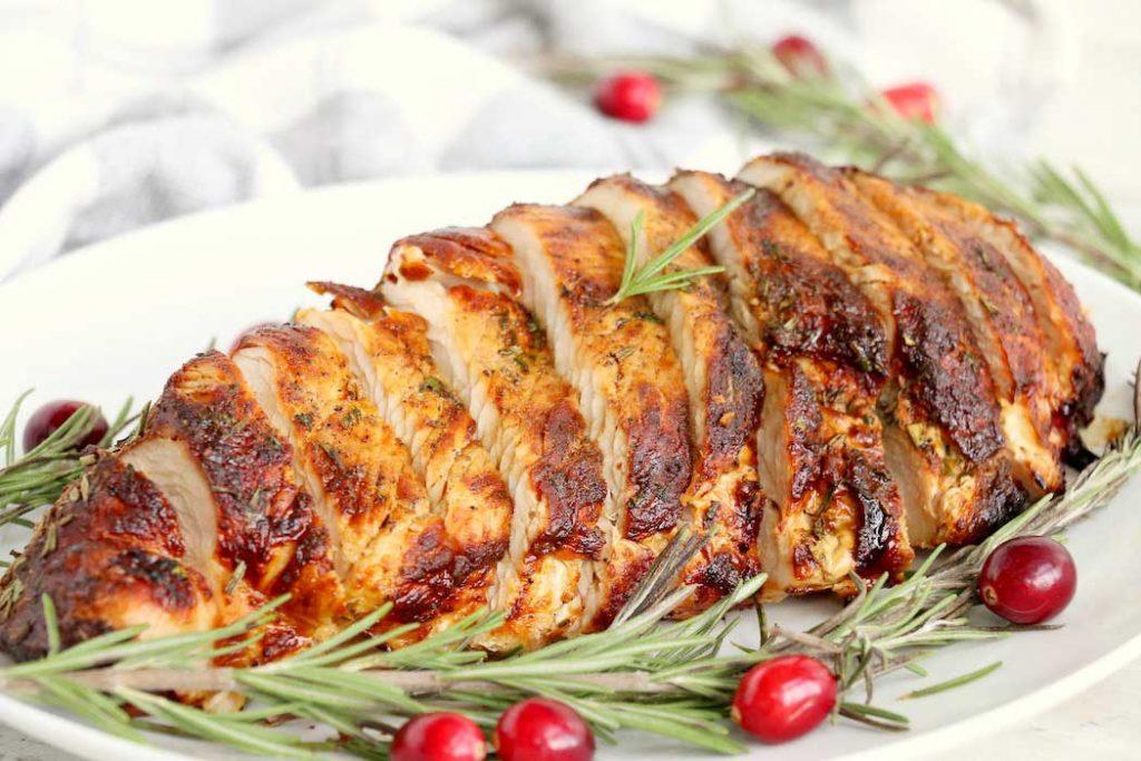 Air Fryer Turkey Breast Recipe