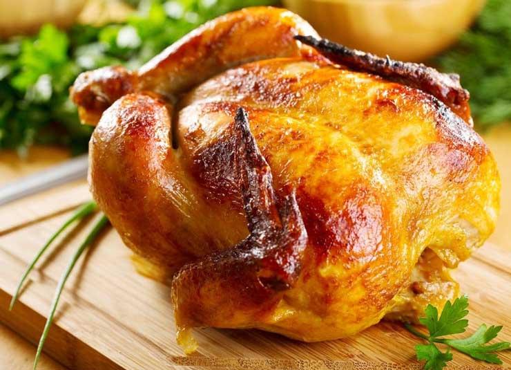 Air Fryer XL Whole Chicken Recipe